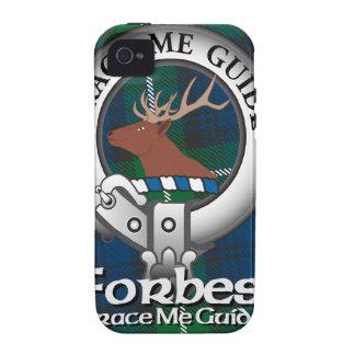 Clan de Forbes iPhone 4/4S Fundas