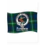Clan de Forbes Postal