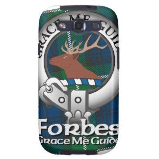 Clan de Forbes Samsung Galaxy S3 Carcasas
