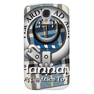 Clan de Hannay Funda Para Samsung Galaxy S4