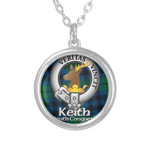 Clan de Keith Collares Personalizados
