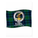 Clan de Keith Postal