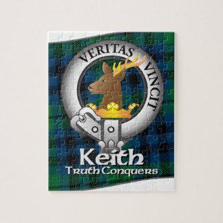 Clan de Keith Puzzles Con Fotos