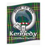 Clan de Kennedy Plantillas De Membrete