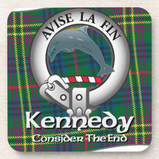 Clan de Kennedy Posavasos
