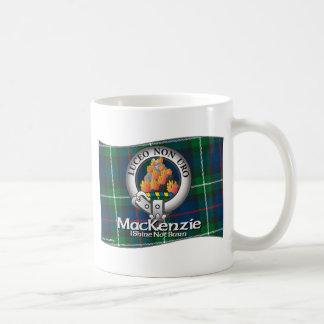 Clan de Mackenzie Taza