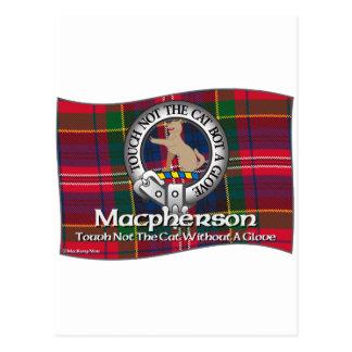 Clan de Macpherson Postal
