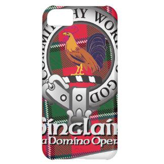 Clan de Sinclair Funda Para iPhone 5C