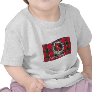 Clan de Sinclair Camisetas