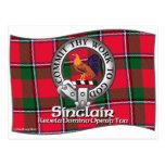 Clan de Sinclair Postales
