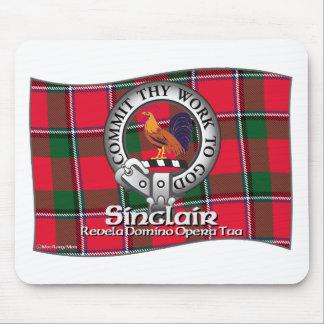 Clan de Sinclair Mouse Pads