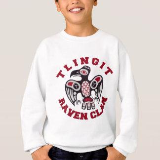 Clan del cuervo del Tlingit Polera