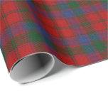 Clan Donnachaidh Robertson Scottish Tartan Wrapping Paper