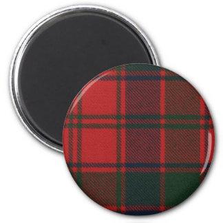 Clan Donnachaidh Tartan Magnet