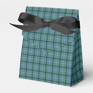 Clan Douglas Ancient Tartan Favor Box