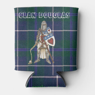 Clan Douglas Can Cover/Cooler (Add Name to Back) Can Cooler