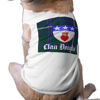 Clan Douglas Doggie Shirt! Tee