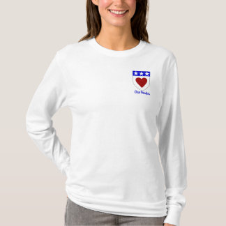 Clan Douglas Hoodie T-Shirt Long Sleeve
