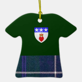 Clan Douglas Oranment Shirt Kilt Christmas Tree Ornament