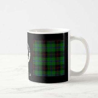 Clan Douglas Tartan Crest Mugs