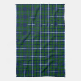 Clan Douglas Tartan Kitchen Towel