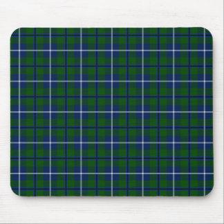 Clan Douglas Tartan Mouse Pad