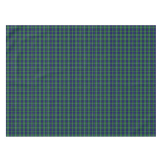 Clan Douglas Tartan Plaid Table Cloth