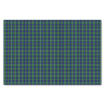 Clan Douglas Tartan Plaid Tissue Paper