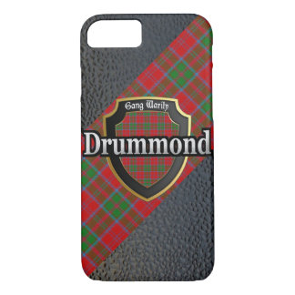 Clan Drummond Scottish Celebration iPhone 8/7 Case