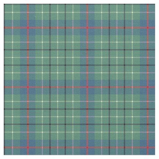 Clan Duncan Ancient Tartan Fabric Zazzle Com