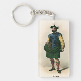 Clan Duncan Keychain