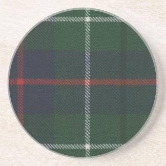 Clan Duncan Tartan Beverage Coaster