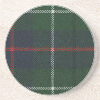 Clan Duncan Tartan Coaster