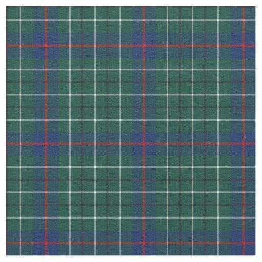 Clan Duncan Tartan Fabric Zazzle