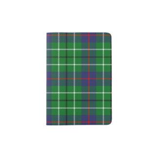 Clan Duncan Tartan Passport Holder