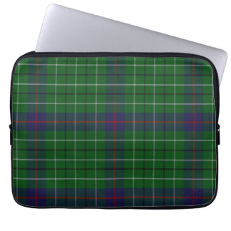 Clan Duncan Tartan Plaid Laptop Cover Computer Sleeves