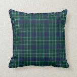 Clan Duncan Tartan Throw Pillow