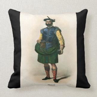 Clan Duncan Throw Pillow