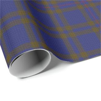 Clan Elliot Elliott Scottish Tartan Wrapping Paper