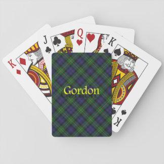 Clan escocés Gordon Barajas De Cartas