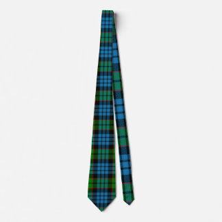 Clan Fletcher Tartan Tie