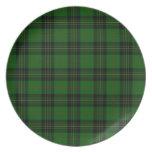 Clan Forbes Tartan Plates