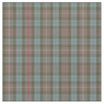 Clan Fraser Ancient Hunting Tartan Fabric