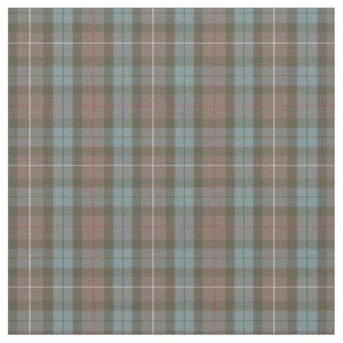 Clan Fraser Ancient Hunting Tartan Fabric