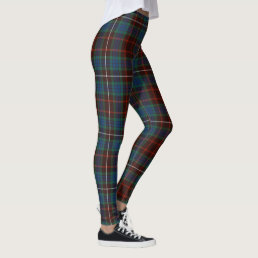 Clan Fraser Ancient Tartan Leggings