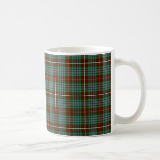 Clan Fraser Hunting Tartan Coffee Mug