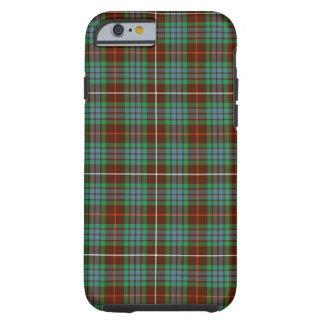 Clan Fraser Hunting Tartan iPhone 6 Case