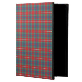 Clan Fraser of Lovat Ancient Tartan iPad Air Cover