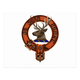 Clan Fraser of Lovat Postcard