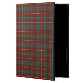 Clan Fraser of Lovat Weathered Tartan Powis iPad Air 2 Case